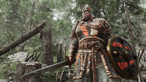 'For Honor' Pits Vikings, Knights, And Samurai Against One Another In Glorious Melee Combat