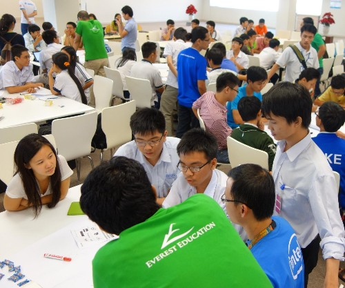 Computer Science In Vietnam: Counting Down To The Hour Of Code