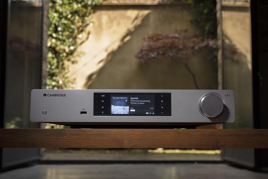 Cambridge Audio's New Digital Streamer Works Like Magic