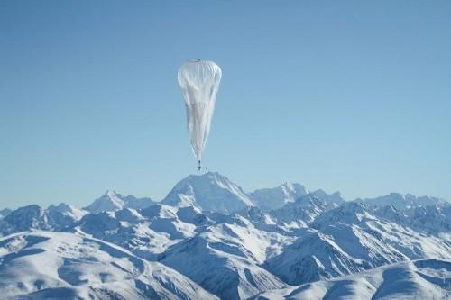 Google Balloons Take Flight In Vast Remote Broadband Launch