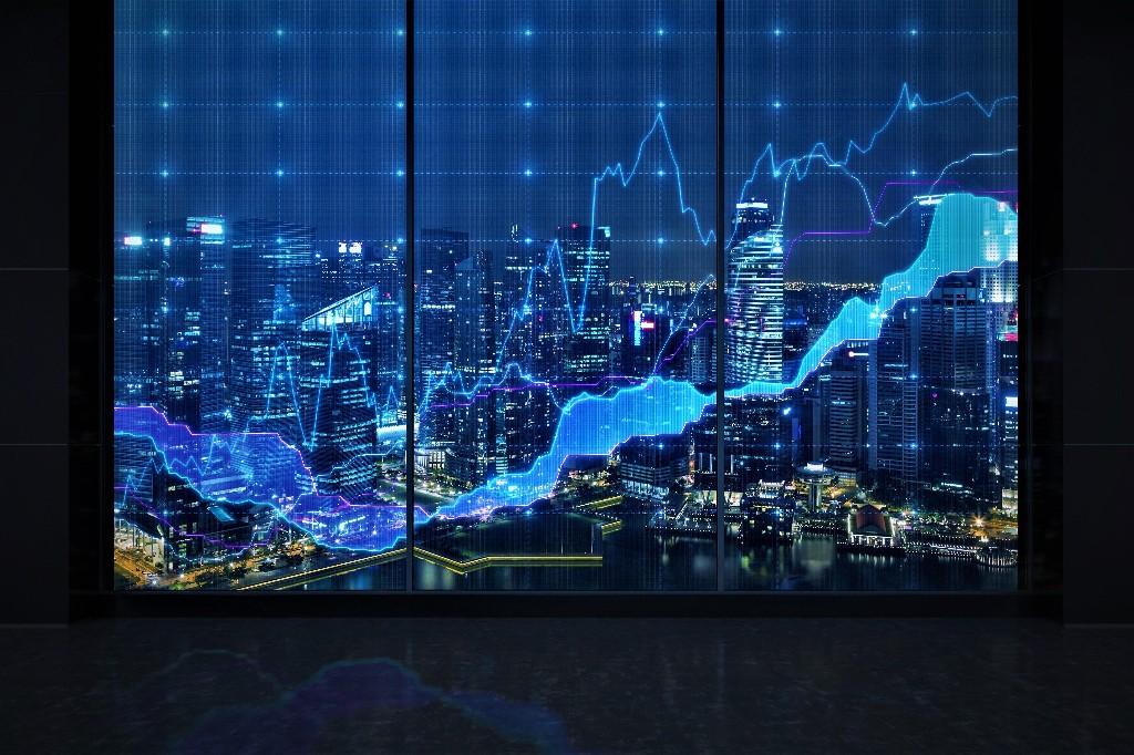 Big Data, Data Science, AI & Dataviz - Magazine cover