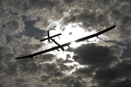 Ready For Its Global Solar Flight, Solar Impulse With Omega Show How Innovation Can Change The World