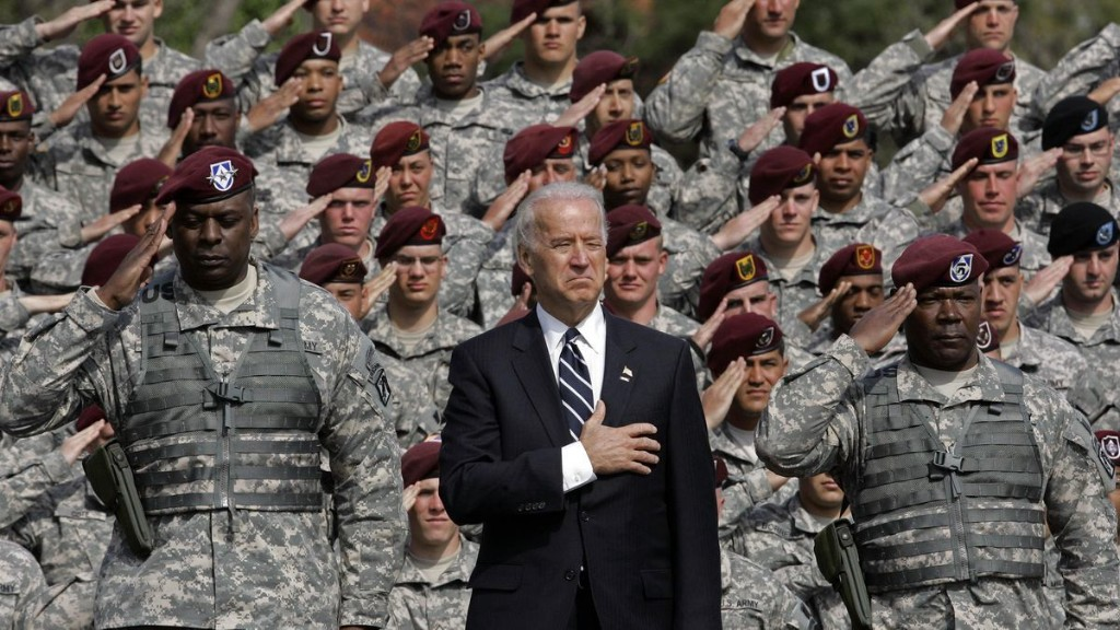 Joe Biden's Greatest And Most Important National Security Challenge; It's Not What You Think It Is