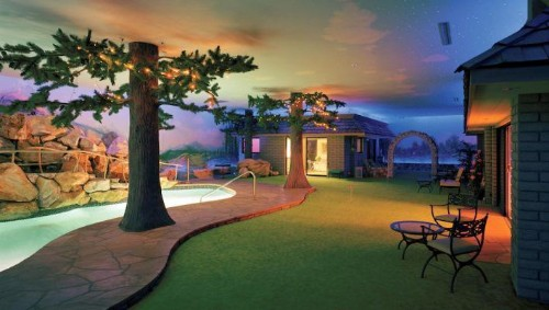 Bizarre Underground Bomb Shelter Mansion Listed In Las Vegas For $18 Million