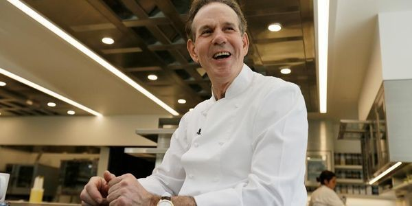 Thomas Keller: From Dishwasher To World-Renowned Chef