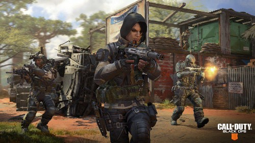 'Call Of Duty' Players Are Upset About Zero, Black Ops 4's New Specialist