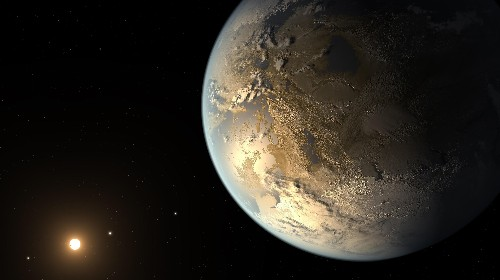 NASA Has Discovered The First Potentially Habitable Earth-sized Planet