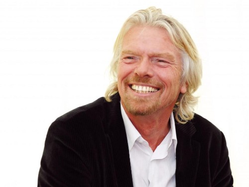 Why Richard Branson Thinks Failure Should Be An Option For All Entrepreneurs
