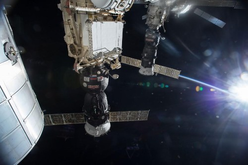 Russian Spacecraft Hurtles Towards Fiery Death In Earth's Atmosphere