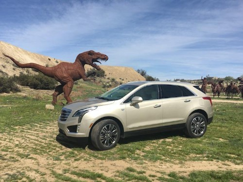 Cadillac XT5 Is The First Of Four New Luxury SUVs -- And Not A Moment Too Soon