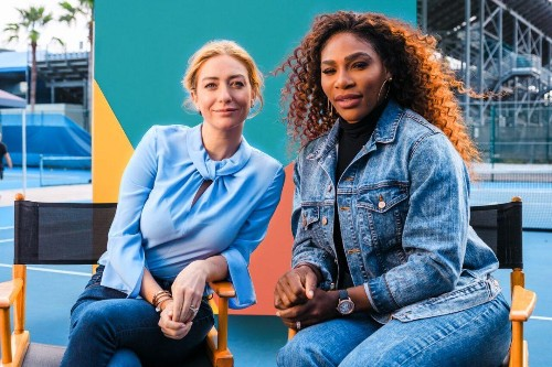 Serena Williams Joins Whitney Wolfe Herd As A Bumble Fund Investor