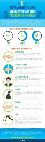 6 Body Language Mistakes You May Be Making And How To Fix Them