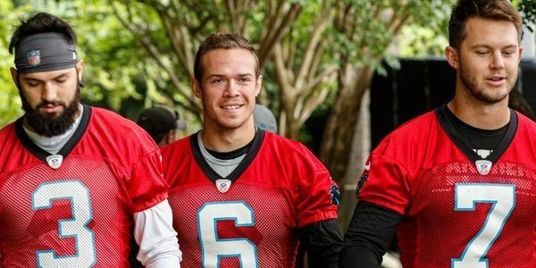 For The Panthers, A Critical Quarterback Role At Stake