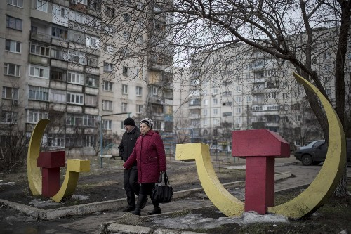 Ukraine Is Trapped Between War And Diplomacy