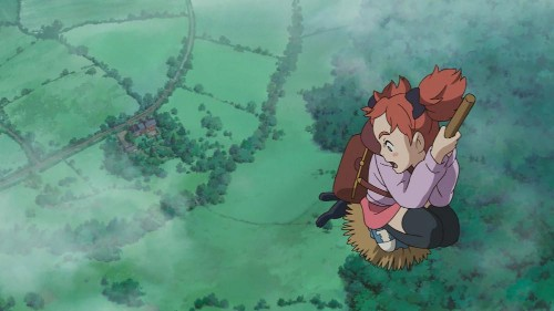 Review: 'Mary And The Witch's Flower' Is A Gushing Love Letter To Hayao Miyazaki
