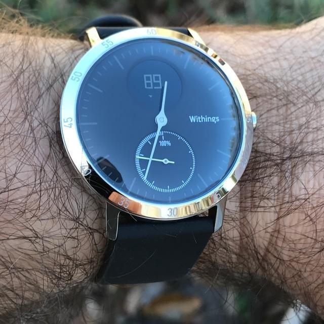 Three Weeks With The Withings Steel HR - A Fitness Tracker With Class