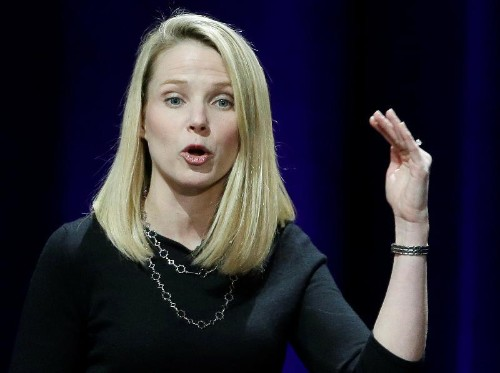 Here Is Marissa Mayer's Letter To Yahoo Employees About The Verizon Sale