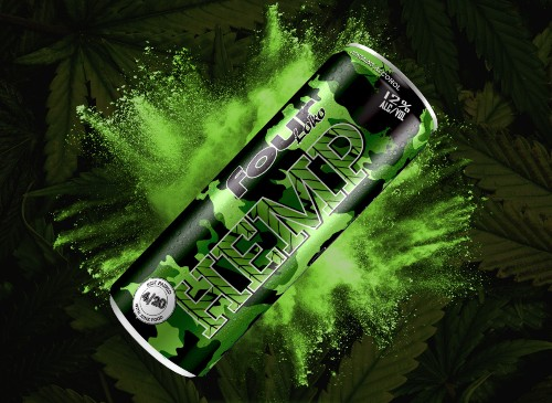 Cannabis-Themed Beverages Go Mainstream