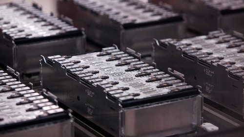 Samsung Leads $17M Investment In Battery Startup For More Efficient, Less Flammable Electric Cars