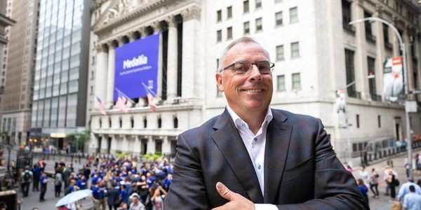 Medallia Shares Soared 76% In First-Day Trading. Here's What Its CEO Said After The Big Pop.