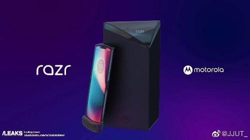 Motorola RAZR 2019: Striking Images Apparently Reveal Folding Phone