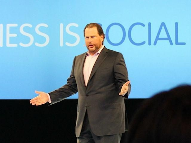 Lead Like Benioff: 5 Surprising Strategies for Out-Of-The-Ballpark Success