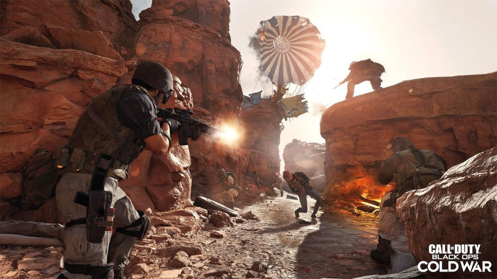 'Call Of Duty: Black Ops Cold War' Feels Like A Mistake