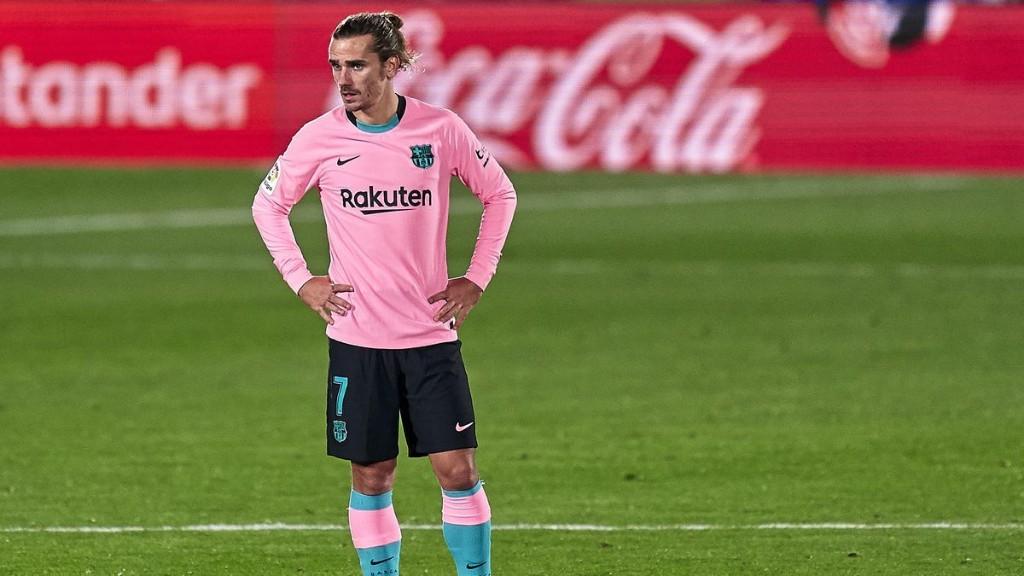 France Legend Advises Griezmann To Leave FC Barcelona, As Number 7 Hopes To Start Against Juventus