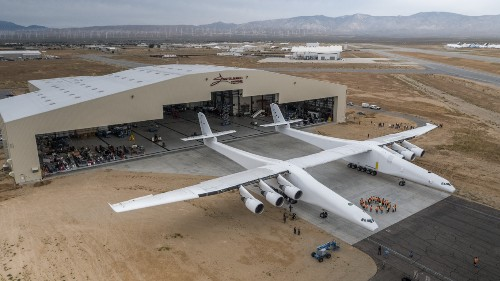 Stratolaunch Proves It Is Still On Track With 'Major' Rocket Engine Test