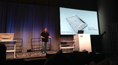 Google I/O: Project Tango LG Tablet Coming To Consumers In 2015