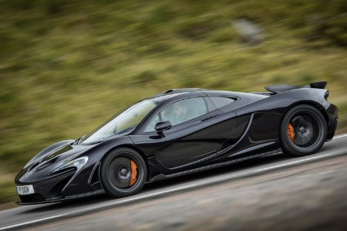 Driving The Brilliant McLaren P1 On Its 5th Anniversary