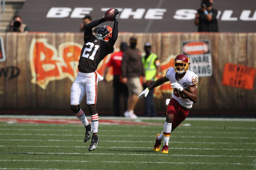 The Cleveland Browns Need A Lot More From Their Secondary