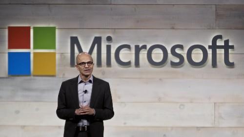 Microsoft Beats Wall Street Estimates, Keeps Cloud Growth Momentum