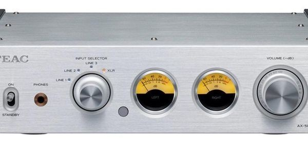 This New Amplifier From TEAC Looks Retro But It Packs An Almighty Punch