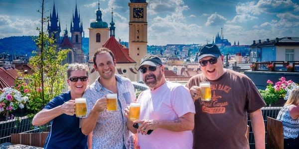 Taking A Bite Out Of The Food Tourism Industry With Eating Europe's Founder, Kenny Dunn