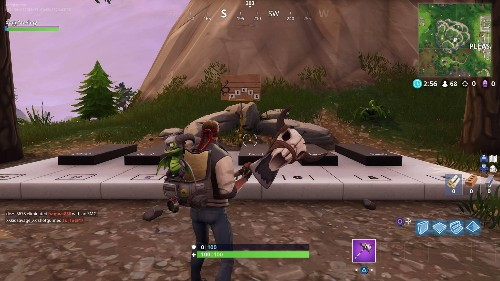 'Fortnite' Guide: Where To Play The Sheet Music At A Piano Near Pleasant Park