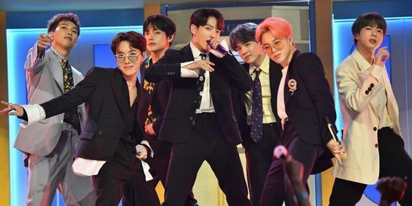 BTS Is The First Group To Reach This Incredible Milestone On One Of Billboard's World Charts