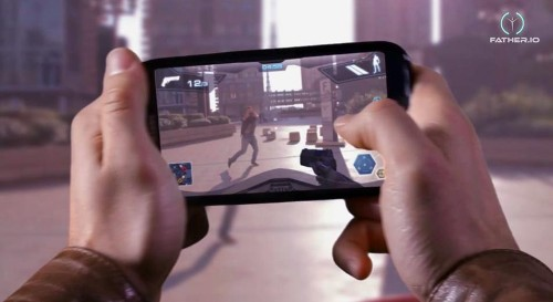 Father.IO Brings First Person Shooter Gaming In Real World Environments
