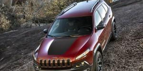 The 2014 Jeep Cherokee Is A Glutton For Punishment In More Ways Than One