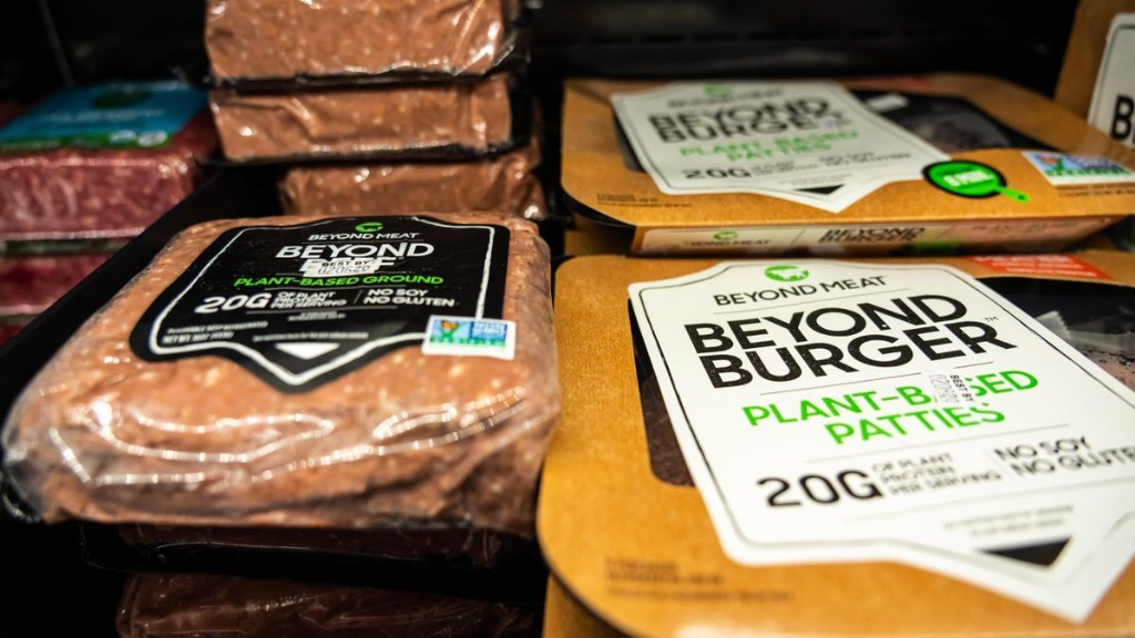 People Buying More Alternative Meat, Expected To Consume Less Real Meat Through 2025