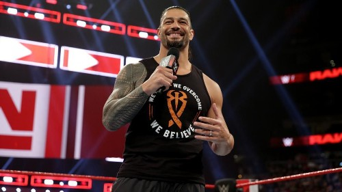Has WWE Found Its Heir Apparent To Roman Reigns?