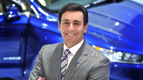 How Mark Fields Overcame Doubters To Earn The Job As Ford's Next CEO