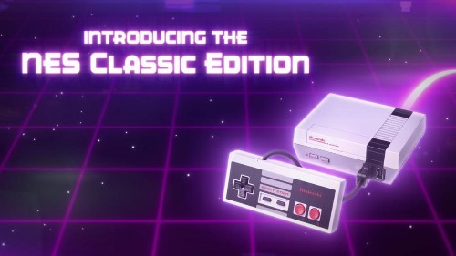 The NES Classic Edition Shows Off What It Can Do In New Trailer