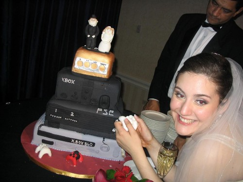 How Geeky Wedding Cakes Grabbed A Slice Of A $2 Billion Industry