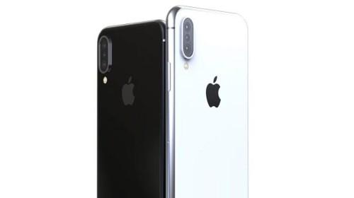 New iPhone X Design Reveals Apple's Triple Attack
