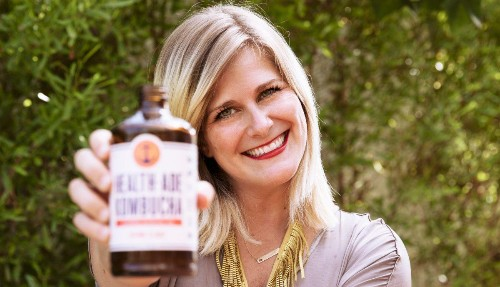 How This CEO And Mom Catapulted From Tiny Startup To The Queen Of Kombucha