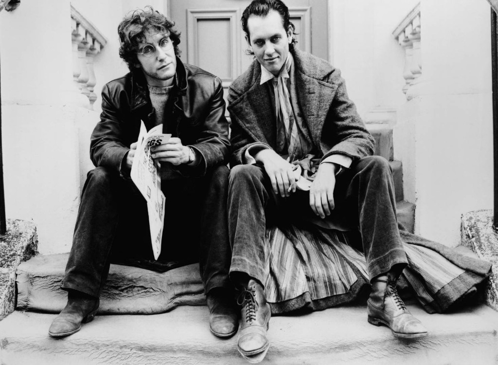 Withnail & I limited Edition Coat on Kickstarter - Magazine cover
