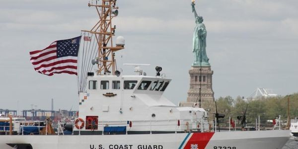 U.S. Coast Guard Issues Alert After Ship Heading Into Port Of New York Hit By Cyberattack