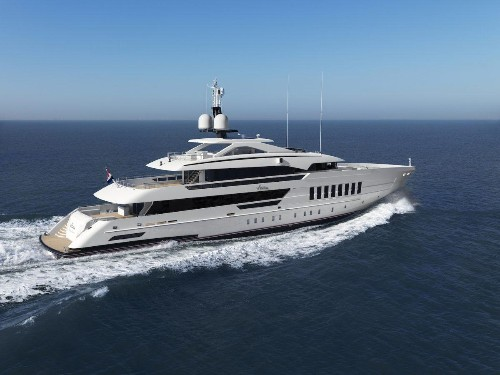 180-Foot-Long Heesen Yacht Takes Luxury Sportfishing To The Next Level