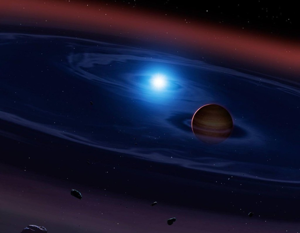 Ask Ethan: Is It Really Impossible For A Jupiter-Like Planet To Orbit A White Dwarf?
